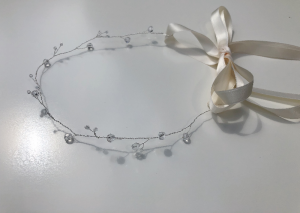 Soft Crystal headpiece