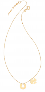 Lucky Necklace (Gold 585)