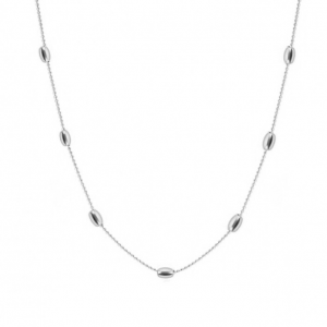 Olives Silver Necklace