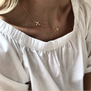 Lola Gold Necklace