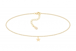 Choker Star Gold