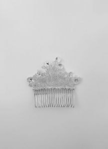 Little Crystal Crown comb