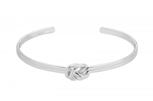 Bransoletka Knot Silver