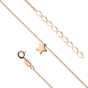 Lucky Star Gold Bracelet