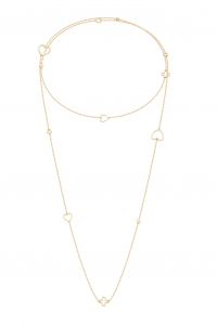 Loving Stars Gold Necklace