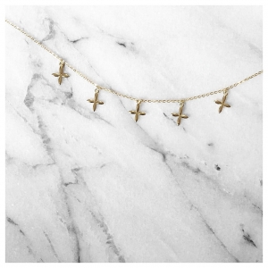 Lilianny Gold Necklace